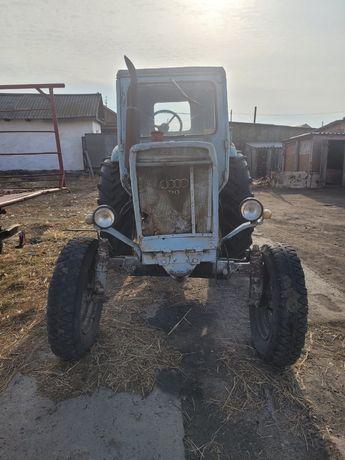 Трактор МТЗ 50 и телешка