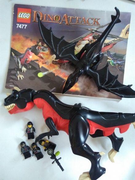Lego Adventures, Dino Attack , Creator