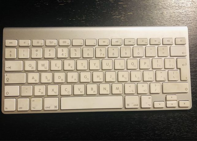 Apple keyboard клавиатура в идеале