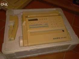 fax Audiovox AFX 3000