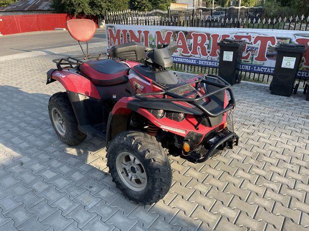 ATV Linhai 400 4X4 2015 Troliu