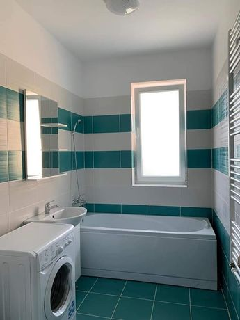 Constructii casa apartament rigips lavabila usa instalație sanitară