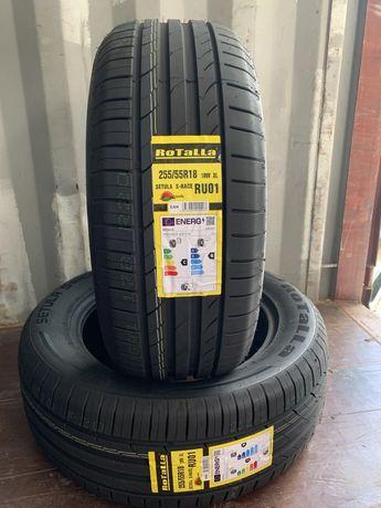 Нови летни гуми ROTALLA SETULA S-RACE RU01 255/55R18 109Y XL DOT21