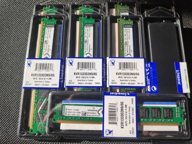 Kingston 8GB DDR3 1333MHz KVR1333D3N9/8G SIGILATA