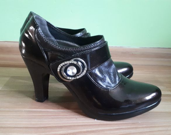 Ботильоны туфли женские