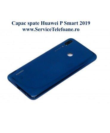 Capac Huawei P Smart 2019 original swap albastru. Bucuresti - imagine 1