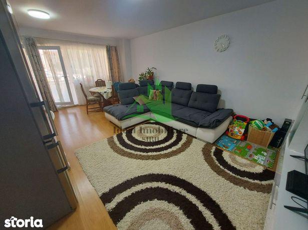 Apartament cu doua camere si balcon, Mobilat-Utilat, in Turnisor