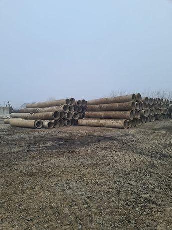 Tuburi din beton armat premo recuperate si noi vand