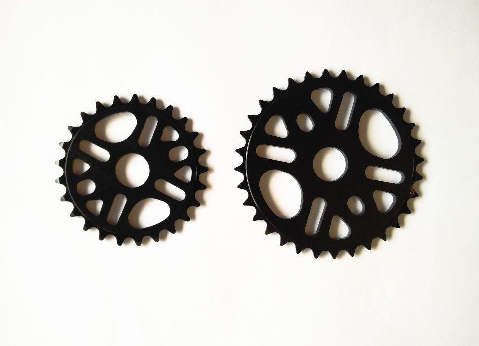 НОВИ BMX Плоча 25 или 32 зъба за колело курбели бмх
