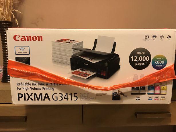 Принтер МФУ (сканер, принтер, фотопечать, wi-fi). Отпчетано 20 страниц