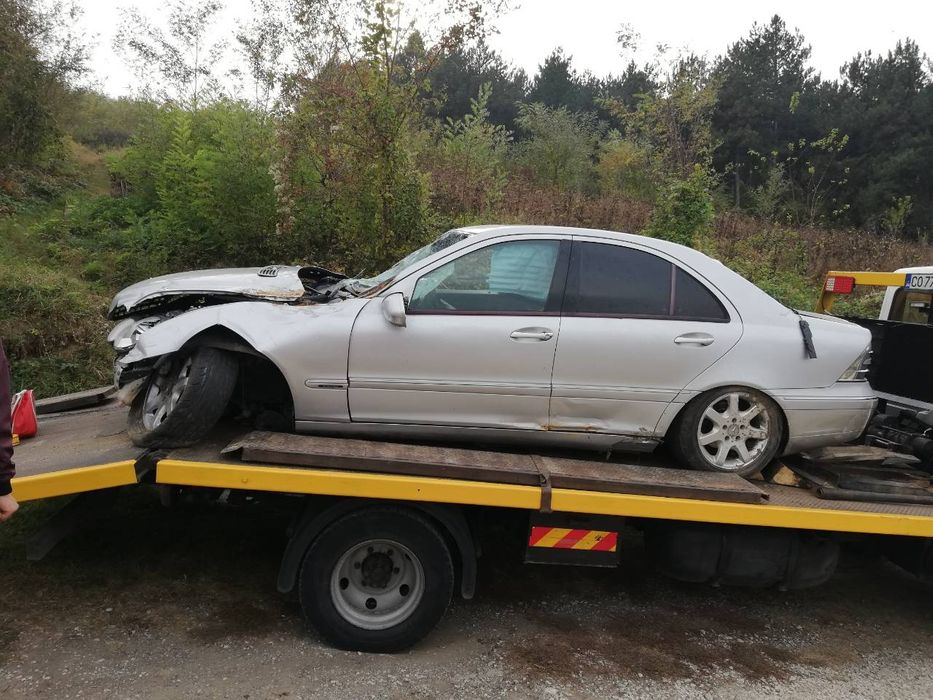 Mercedes C200 cdi На Части !