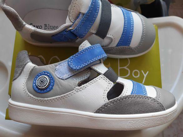 Нови №29 от естествена кожа обувки и сандали