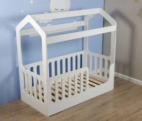 Кроватка домик. Детская кровать. Подростковая кровать