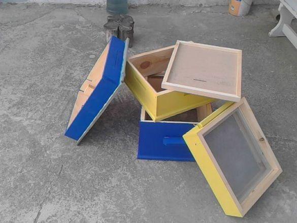 Пчелни кошери и елементи за тях - производство и продажба