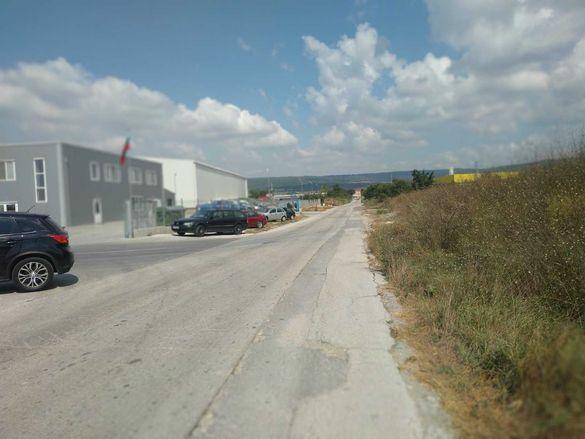 Парцел ГП-4 с ПУП, за промишлено строителство, Варна