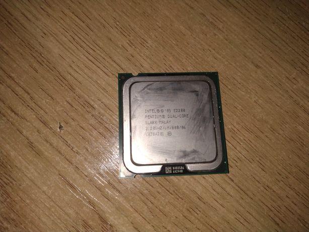 Процессор интел 755 продам