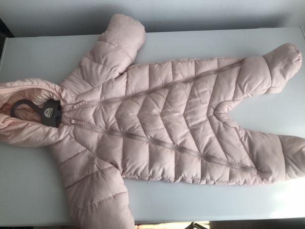 Продам детский зимний комбинезон BabyGo