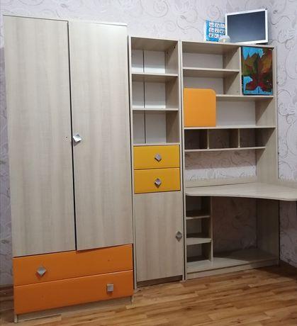 Шкаф, комплект для школьника
