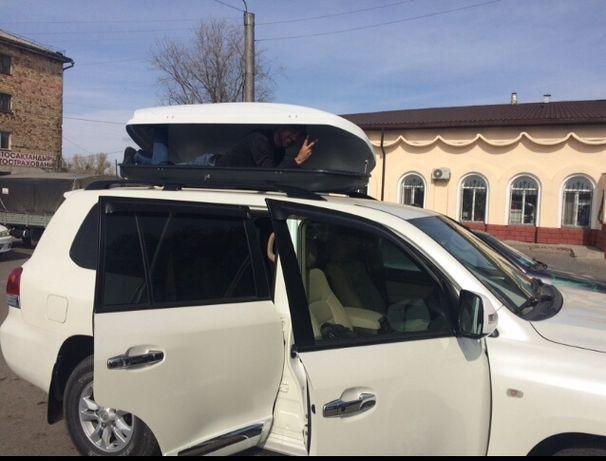 Автобокс. Багажник на крышу. Багажник