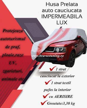 Husa Prelata auto cauciucata LUX Audi, BMW,Lexus, Range, Porsche etc