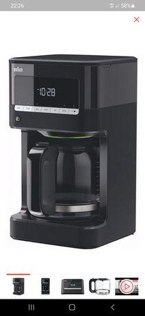 Кофемашина Braun новая