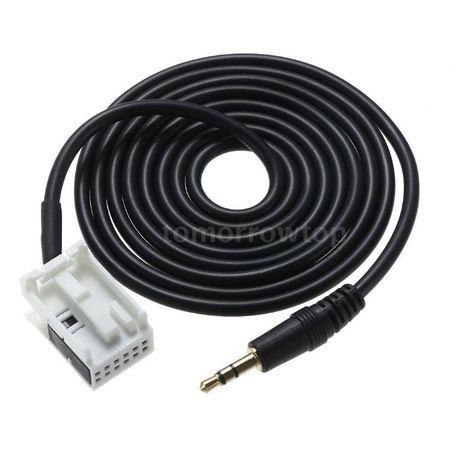 Aux  аукс кабел за пежо Peugeot и Citroen C2 C5