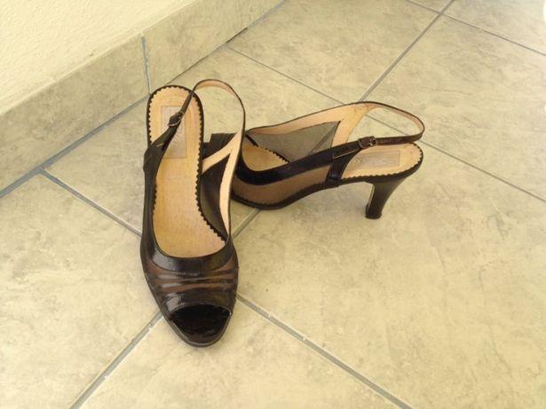 Pantofi ocazie piele
