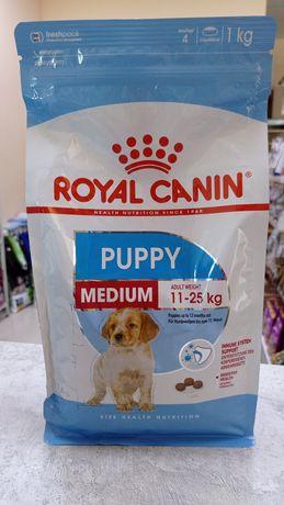 Корм для щенков средних пород Роял Канин Royal Canin
