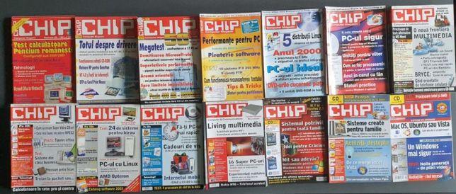 Revista CHIP 1991 - 2008