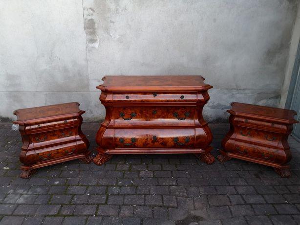 Set comoda și noptierei