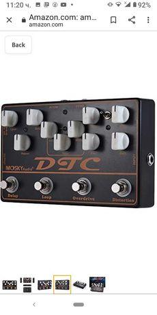 Ефект за китара DTC