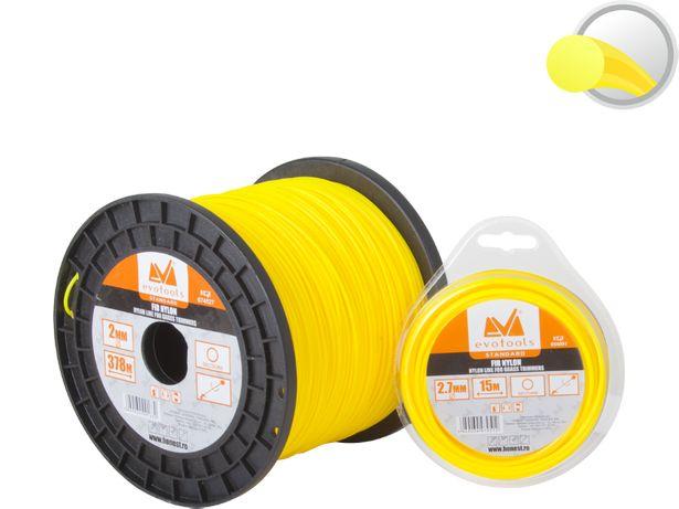 Fir de nylon pentru motocoase sau trimmere