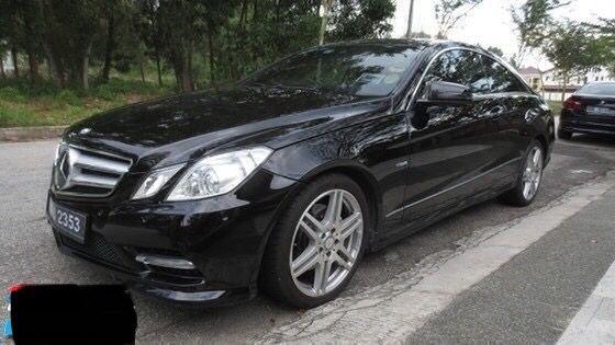Dezmembrari Mercedes E350d w207 coupe euro 5 2011