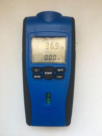 Ултразвуков далекомер,електронен уред за измерване на площи и обеми