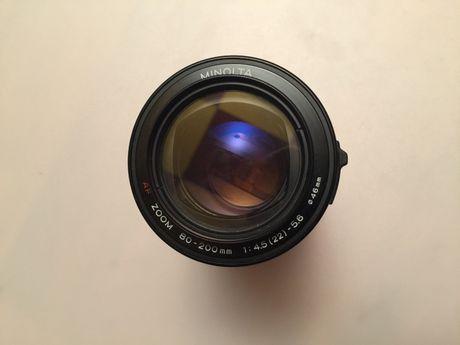 Obiectiv Minolta/Sony Alpha AF 80-200 mm f4.5-5.6