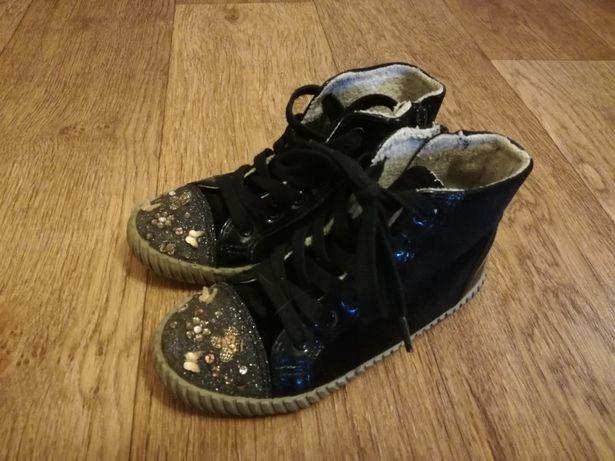 Ботинки на девочку фирмы Некст