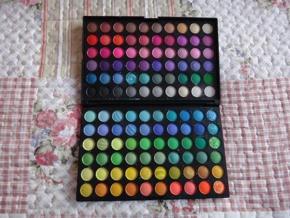 Палитра 120 цвята + подарък