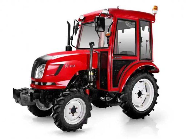 Продам новый мини трактор Донг Фенг DF-244 с кабиной срочно