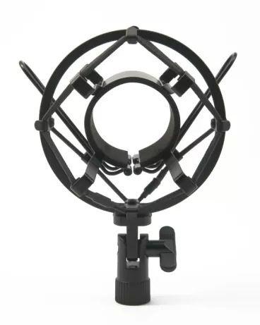 Паук универсальный металлический держатель микрофона до 5.5 см
