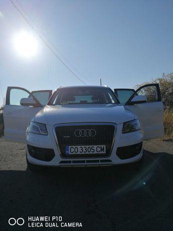 Шофиор с собствен превос. Вип луксозен автомобил. Ауди Q5.