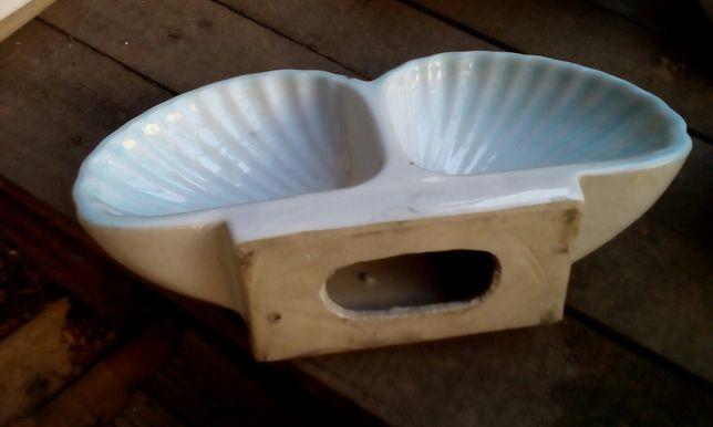 Suport sapun ceramic,model vechi nou