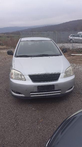 Toyota Corolla-1.4бензин/100к.с/2004г-на части
