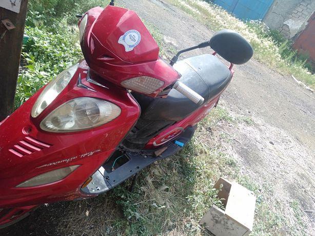 Продам продам скутер