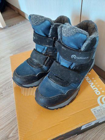 Ботинки на мальчика.  Размер 35