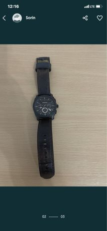 Ceas Fossil si Swatch