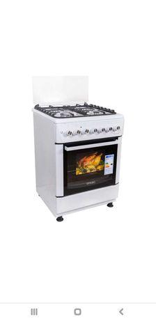 Кухонная плита SIMURG 6406 GAZW LUXE