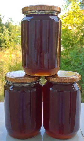Пчелен мед от родопите - драка с билки