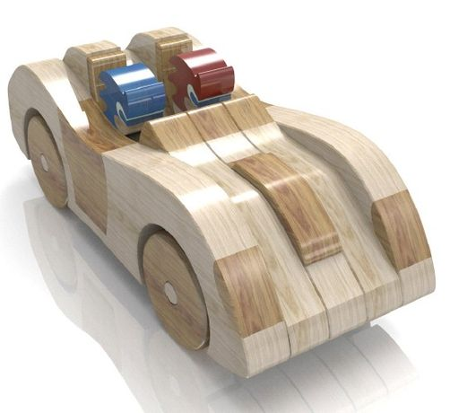 speedys car