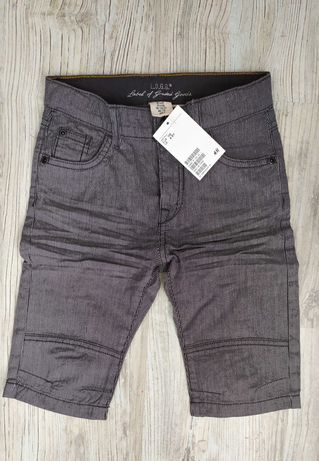 Нов къс панталон 4-5 г H&M, с етикет
