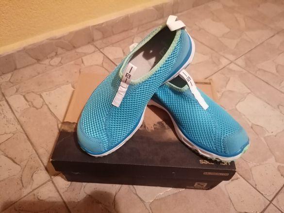 Нови обувки salomon